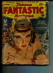 Famous Fantastic Mysteries-Pulp-12/1944-Cutcliffe Hyne