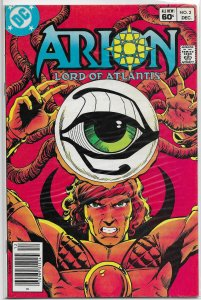 Arion, Lord of Atlantis   # 2  FN