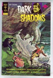 Dark Shadows #28 (Oct-74) VF High-Grade Barnabus Collins