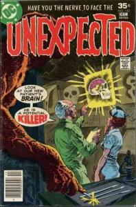 DC UNEXPECTED (1968 Series) #182 FN-