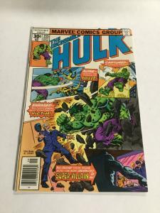 Incredible Hulk 215 Nm Near Mint Marvel Comics