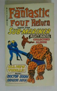 Fantastic Four Return Collector's Album PB 6.0 FN (1967 Lancer)