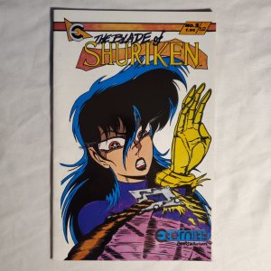 Blade of Shuriken 3 Very Good-