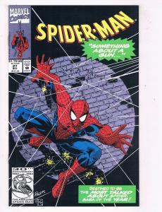 Spider-Man #27 NM Marvel Comics Comic Book Oct 1992 DE41 AD18