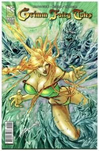GRIMM FAIRY TALES #90 B, NM, 2005, 1st, Good girl, Rapunzel, more GFT in store