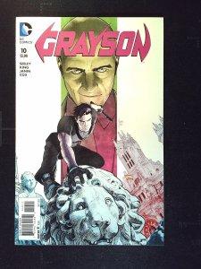 Grayson #10 (2015)