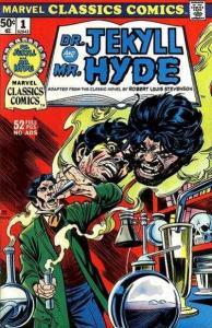Marvel Classics Comics Series Featuring... #1, VF- (Stock photo)