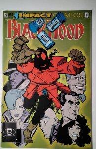 The Black Hood #10 (1992) Impact Comic Book J756