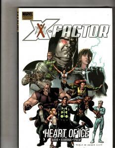 Heart Of Ice X-Factor Comics Graphic Novel Comic Book HARDCOVER X-Men J352