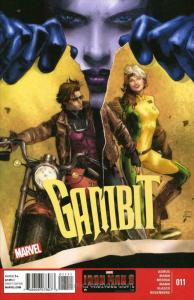 Gambit (7th Series) #11 VF/NM; Marvel | save on shipping - details inside