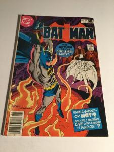 Batman 319 Fn+ Fine+ 6.5 DC Comics