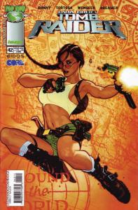 Tomb Raider: The Series #42 VF/NM; Image | save on shipping - details inside