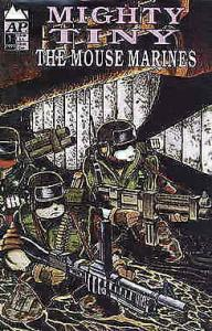Mighty Tiny: The Mouse Marines #1 FN; Antarctic | save on shipping - details ins