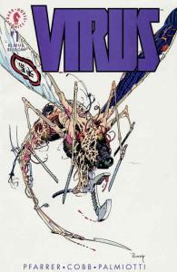 Virus #1 FN; Dark Horse   save on shipping - details inside