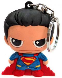 Batman v Superman BVS Superman Laser Cut Key Ring / Keychain - New!
