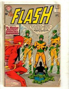 Flash # 136 VG DC Silver Age Comic Book Batman Superman Arrow Green Lantern J462