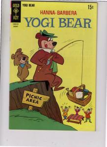 Yogi Bear #35 (Jan-69) NM- High-Grade Yogi Bear, Boo Boo