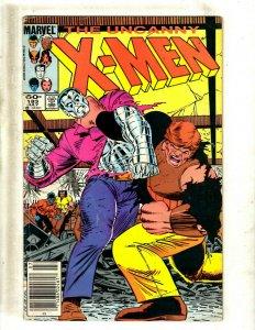 10 Uncanny X-Men Marvel Comics #183 184 185 186 188 189 190 193 194 242 J418