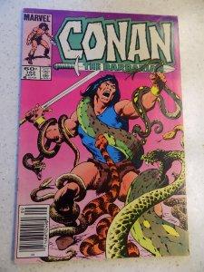 CONAN THE BARBARIAN # 162 MARVEL SAVAGE SWORD SORCERY FANTASY