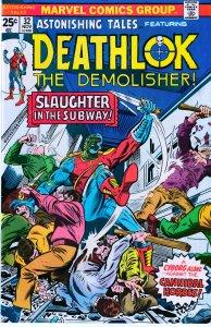 Astonishing Tales(vol. 1)# 32-Deathlok The Demolisher