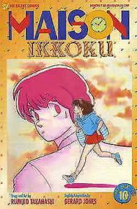 Maison Ikkoku Part 6 #10 VF/NM; Viz   save on shipping - details inside