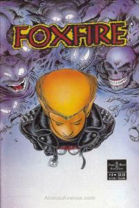 Foxfire (Night Wynd) #3 VF/NM; Night Wynd | save on shipping - details inside