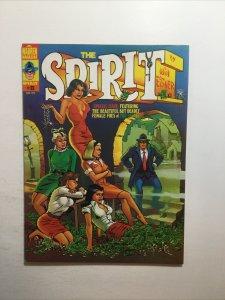 Spirit 8 June 1975 Very Fine Vf 8.0 Warren Magazine