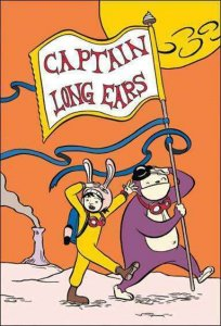 Captain Long Ears TPB #1 VF/NM; Slave Labor | save on shipping - details inside