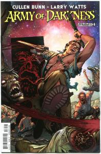 ARMY OF DARKNESS V4 #3 B, NM-, 2014, Horror, Ash, Bruce Campbell, more in store