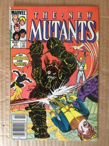 The New Mutants #33 (1985)