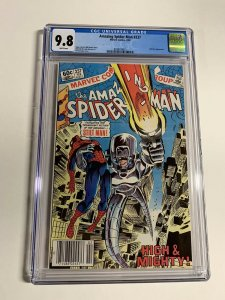 Amazing Spider-man 237 Cgc 9.8 White Pages Newsstand Edition VHTF! Marvel