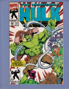 Incredible Hulk #403 NM- Juggernaut Red Skull Marvel 1993