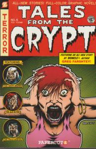 TALES FROM THE CRYPT - #6 - PAPERCUTZ - GRAPHIC NOVEL - VAMPIRES & VOODOO HITMEN