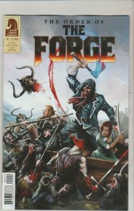 ORDER of the FORGE #1, NM, Decapitation, 2015, more Dark Horse in store