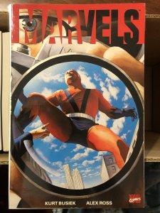 Marvels TPB (1994) VF