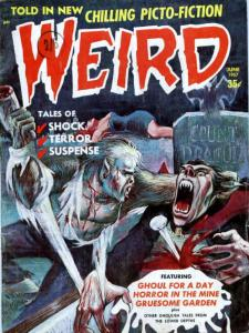 Weird (Eerie) #6 VG; Eerie   low grade comic - save on shipping - details inside