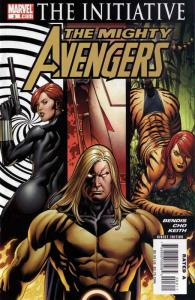 Mighty Avengers #3 FN; Marvel | save on shipping - details inside