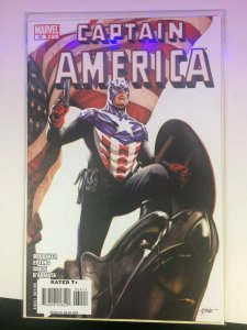 Captain America #34 NM Marvel Variant 2008 Brubaker Epting America