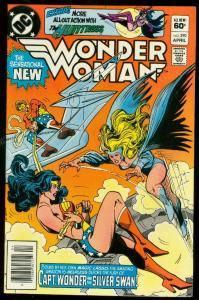 WONDER WOMAN #290 1982-DC COMICS-SILVER SWAN-- HUNTRESS VF/NM