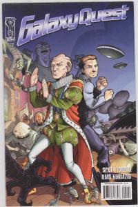 Galaxy Quest #5