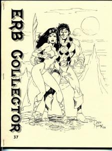 ERB Collector #37 1999-Edgar Rice Burroughs fanzine-Tarzan-Dave Hoover-VF