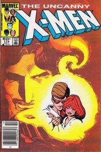 Uncanny X-Men (1981 series) #174, VF+ (Stock photo)