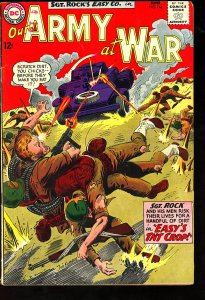 Our Army at War #143 (1964)