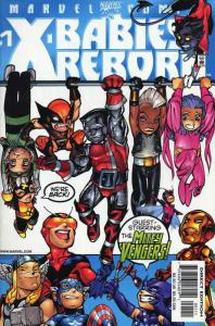 X-Babies: Reborn #1 VF/NM; Marvel | save on shipping - details inside