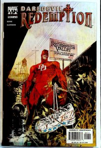 Daredevil: Redemption #1 (2005)