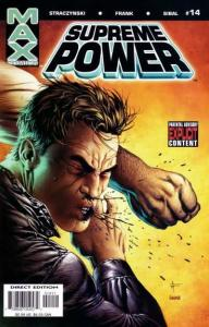 Supreme Power (2003 series) #14, NM (Stock photo)