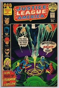 Justice League of America #98 ORIGINAL Vintage 1972 DC Comics Origin of JLA