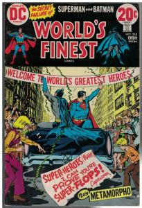 WORLDS FINEST 218 G-VG Aug. 1973