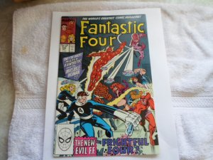 1989 MARVEL COMICS FANTASTIC FOUR # 326