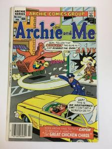 ARCHIE & ME (1964-1987)143 VF-NM  Feb 1984 COMICS BOOK